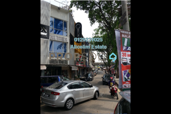 For Sale Shop at Taman Seputeh, Seputeh Freehold Unfurnished 0R/3B 2.7m