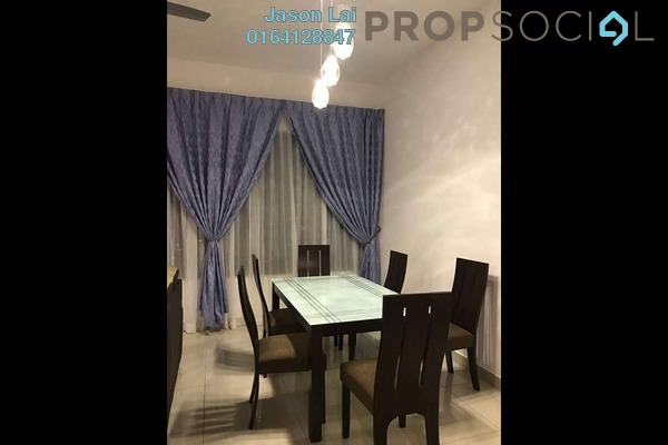 For Rent Condominium at Lakeville Residence, Jalan Ipoh Freehold Fully Furnished 3R/2B 2.8k