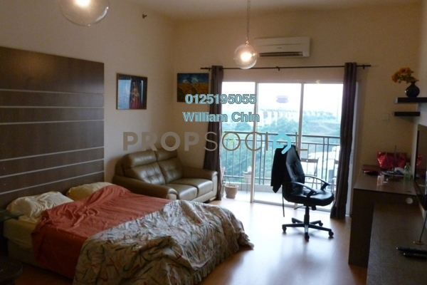 For Rent Condominium at Waldorf Tower, Sri Hartamas Freehold Fully Furnished 0R/1B 1.7k