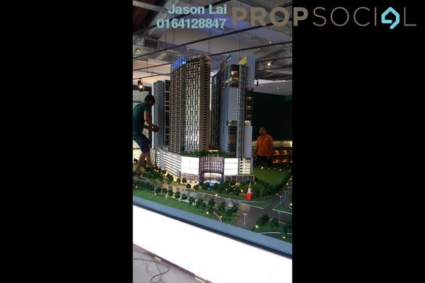 For Sale Condominium at Millerz Square, Old Klang Road Freehold Semi Furnished 1R/1B 546k