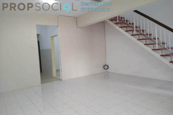 For Sale Terrace at Mahkota Walk, Bandar Mahkota Cheras Freehold Unfurnished 4R/3B 460k