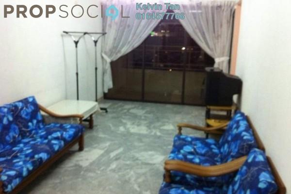 For Sale Apartment at Puteri Indah, Bayan Baru Freehold Semi Furnished 3R/2B 395k