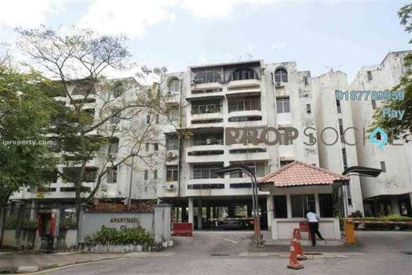 For Rent Condominium at Taman Shamelin Perkasa, Cheras Freehold Semi Furnished 3R/2B 1.2k