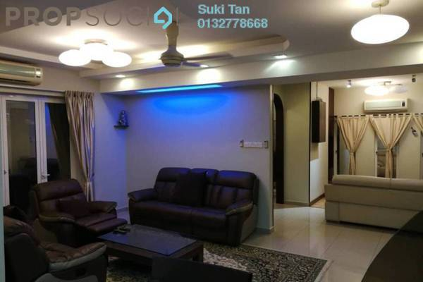 For Sale Terrace at Taman Bukit Maluri, Kepong Freehold Semi Furnished 6R/4B 1.7m