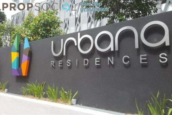 For Rent Condominium at Urbana Residences @ Ara Damansara, Ara Damansara Freehold Fully Furnished 3R/3B 3.7k