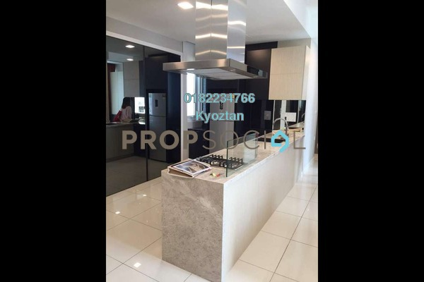 For Rent Condominium at Uptown Residences, Damansara Utama Freehold Fully Furnished 3R/2B 2.8k