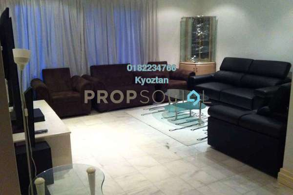 For Rent Condominium at Mayang Court, KLCC Freehold Fully Furnished 3R/2B 3.2k