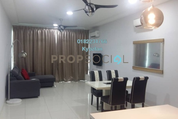 For Rent Condominium at LaCosta, Bandar Sunway Freehold Fully Furnished 3R/2B 3.5k