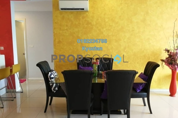 For Rent Condominium at LaCosta, Bandar Sunway Freehold Fully Furnished 3R/3B 4k