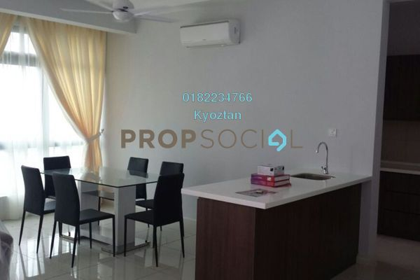 For Rent Condominium at LaCosta, Bandar Sunway Freehold Fully Furnished 3R/2B 3.3k