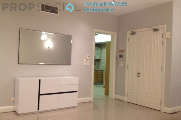 For Rent Condominium at Mont Kiara Aman, Mont Kiara Freehold Fully Furnished 4R/4B 6.5k