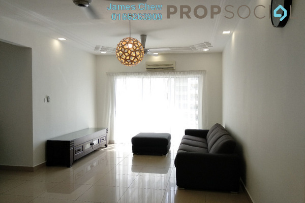 For Rent Condominium at SuriaMas, Bandar Sunway Freehold Fully Furnished 4R/2B 2.5k