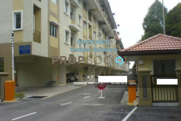 For Rent Apartment at Indah Cempaka, Pandan Indah Freehold Fully Furnished 1R/1B 1.4k