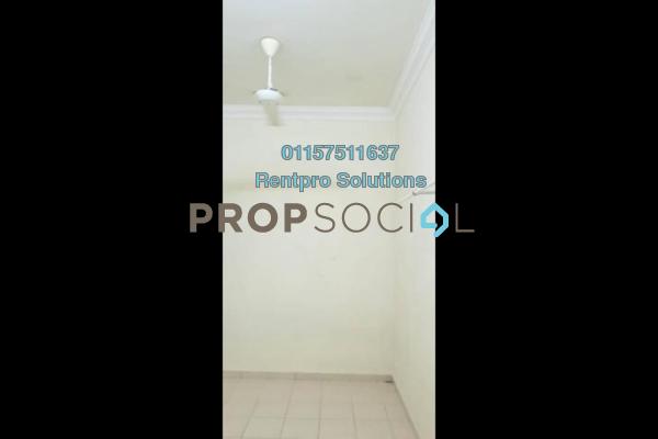 For Rent Apartment at Indah Cempaka, Pandan Indah Freehold Unfurnished 3R/2B 1.4k