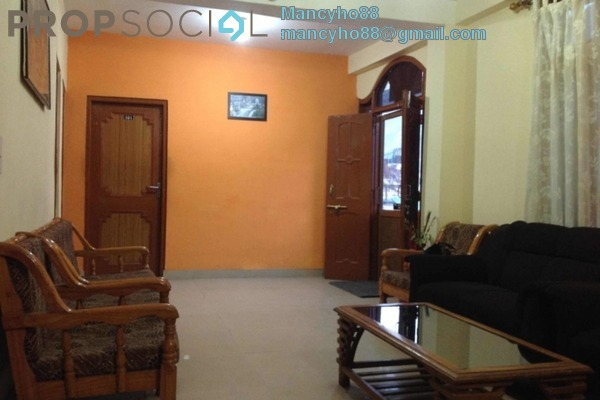 For Sale Apartment at SS1, Petaling Jaya Freehold Semi Furnished 3R/2B 610k