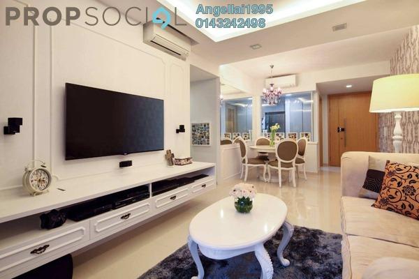 For Sale Condominium at BSP 21, Bandar Saujana Putra Freehold Semi Furnished 3R/2B 530k