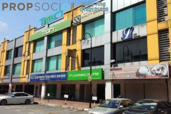 For Sale Shop at Kuchai Business Park, Kuchai Lama Freehold Semi Furnished 0R/4B 2.4m