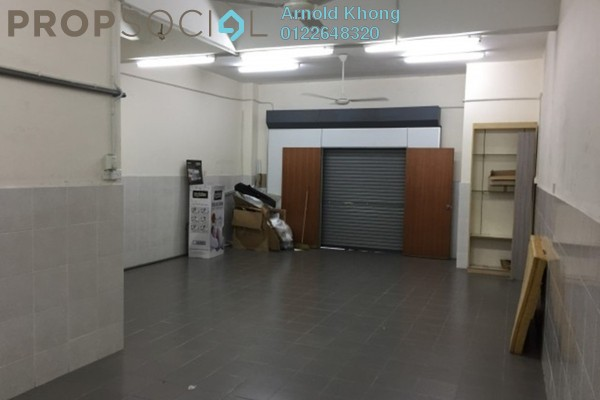 For Rent Shop at Taman Saujana Putra, Johor Freehold Unfurnished 0R/0B 2.4k