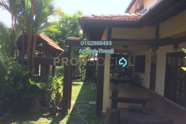 For Sale Terrace at BK5, Bandar Kinrara Freehold Semi Furnished 4R/4B 1.25m