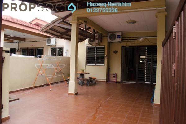 For Sale Terrace at Taman Matahari Indah, Senawang Freehold Fully Furnished 3R/2B 300k