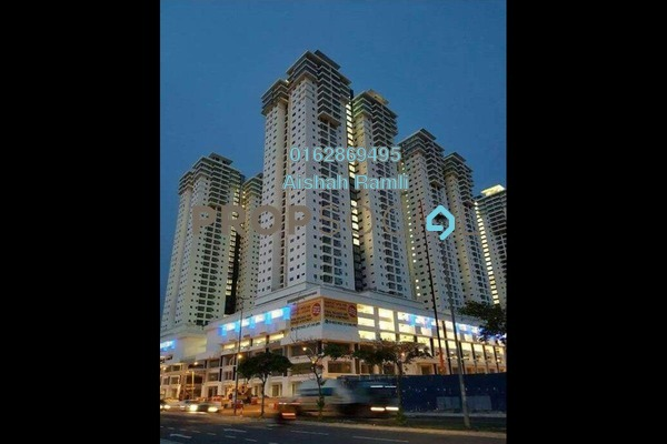 For Sale Condominium at Maxim Citilights, Sentul Freehold Unfurnished 2R/2B 510k