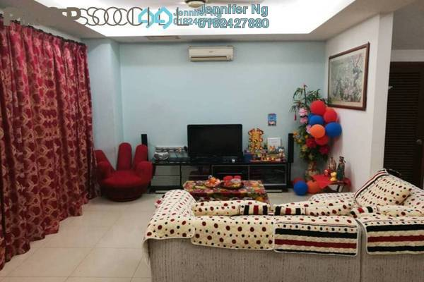 For Sale Terrace at Spira, Alam Impian Freehold Fully Furnished 4R/4B 739k