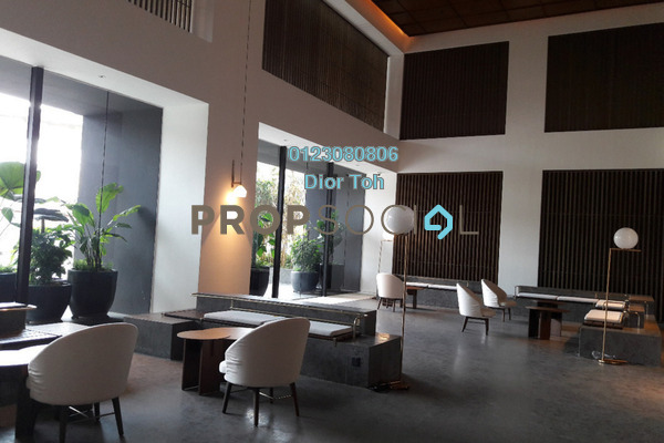 For Rent Condominium at The Establishment, Brickfields Freehold Fully Furnished 1R/1B 3k