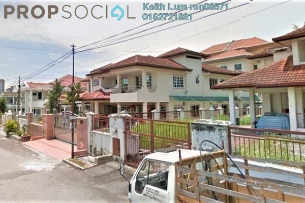 For Sale Semi-Detached at Taman Sri Endah, Sri Petaling Freehold Semi Furnished 5R/5B 2.38m