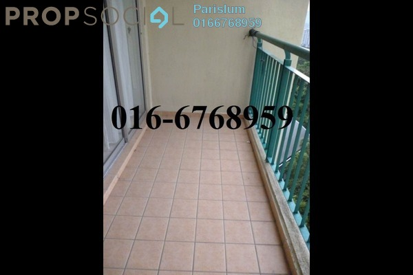 For Rent Condominium at Villa Wangsamas, Wangsa Maju Freehold Fully Furnished 4R/3B 1.8k