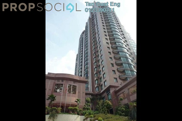 For Rent Serviced Residence at 3 Kia Peng, KLCC Freehold Semi Furnished 4R/3B 7.5k