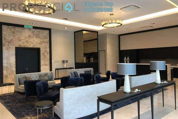 For Rent Condominium at Pavilion Hilltop, Mont Kiara Freehold Semi Furnished 4R/6B 11k