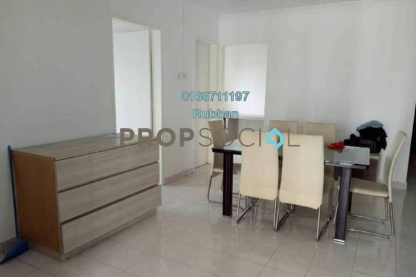 For Sale Apartment at Puteri Bayu, Bandar Puteri Puchong Freehold Semi Furnished 3R/2B 440k