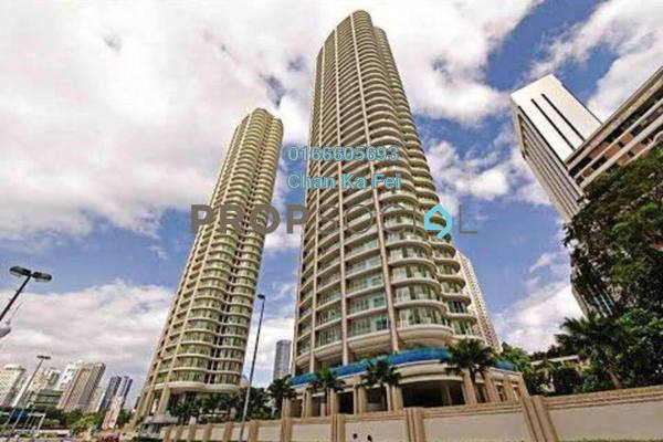 For Sale Condominium at The Oval, KLCC Freehold Fully Furnished 3R/5B 3.98m