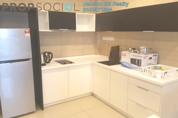 For Sale Condominium at Tuan Residency, Jalan Ipoh Freehold Unfurnished 3R/2B 462k