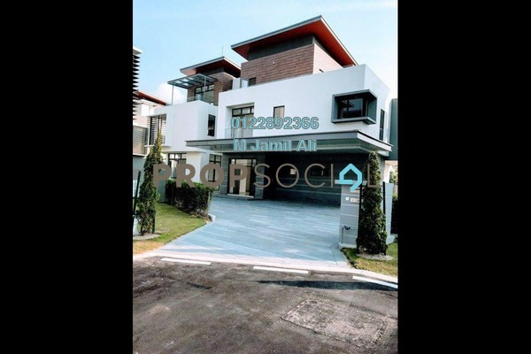 For Sale Bungalow at Long Branch Residences @ HomeTree, Kota Kemuning Leasehold Unfurnished 6R/8B 3.29m