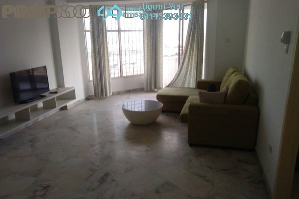 For Rent Condominium at Desa Gembira, Kuchai Lama Freehold Fully Furnished 3R/2B 1.7k