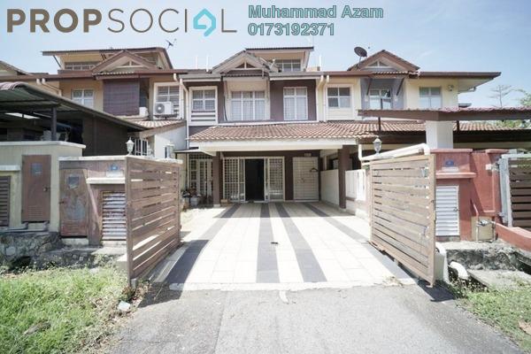 For Sale Terrace at Bandar Sri Putra, Bandar Seri Putra Freehold Unfurnished 4R/3B 560k