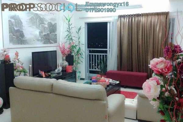 For Rent Condominium at Platinum Lake PV12, Setapak Freehold Fully Furnished 4R/2B 2.6k
