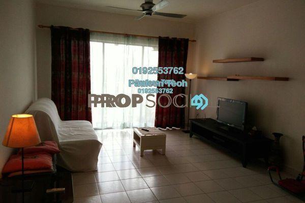For Sale Condominium at Puncak Nusa Kelana, Ara Damansara Freehold Semi Furnished 3R/2B 610k