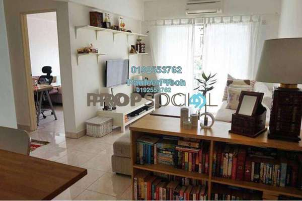 For Rent Condominium at Anggun Puri, Dutamas Freehold Fully Furnished 3R/2B 1.85k