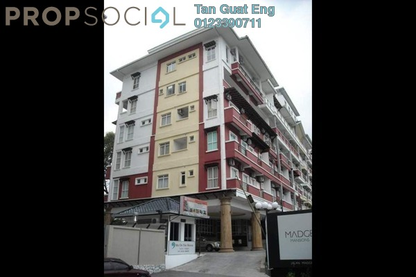 For Rent Duplex at Mei On The Madge, Ampang Hilir Freehold Semi Furnished 6R/3B 6.1k