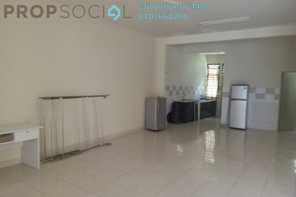 For Rent Terrace at Mutiara Indah, Puchong Freehold Semi Furnished 4R/3B 1.7k