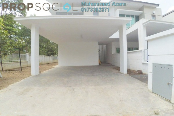 For Sale Terrace at U12, Shah Alam Freehold Unfurnished 4R/3B 890k