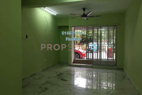 For Rent Apartment at Vista Lavender, Bandar Kinrara Freehold Unfurnished 3R/2B 1.2k