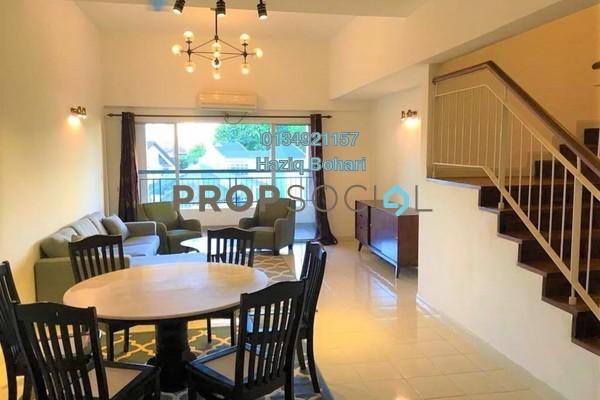 For Sale Condominium at Seri Maya, Setiawangsa Freehold Fully Furnished 3R/2B 950k
