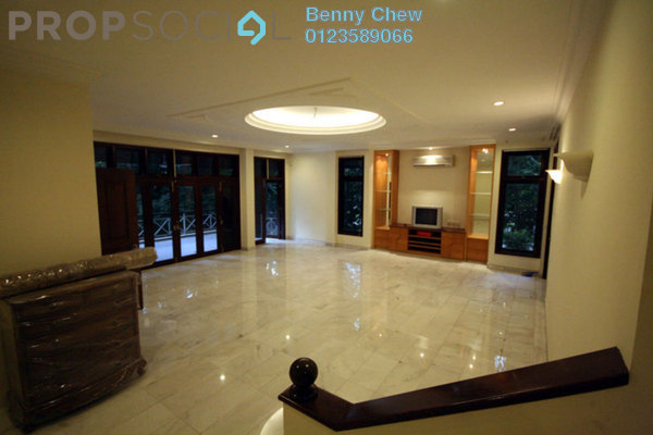 For Rent Bungalow at The Beverly Row, Putrajaya Freehold Semi Furnished 5R/7B 9k