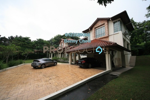 For Rent Bungalow at The Beverly Row, Putrajaya Freehold Semi Furnished 5R/7B 10.5k