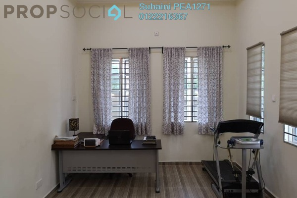 For Sale Bungalow at Laman Jasmin, Kota Seriemas Freehold Semi Furnished 5R/4B 1.4m