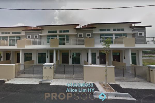 For Sale Terrace at Prestige III, Balik Pulau Freehold Unfurnished 4R/3B 520k