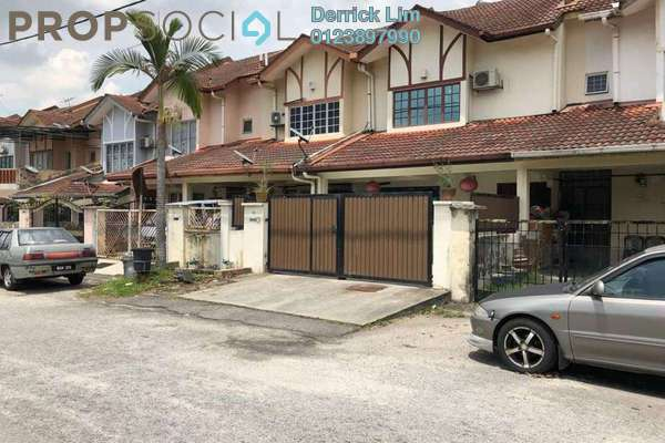 For Sale Link at BK5, Bandar Kinrara Leasehold Semi Furnished 4R/3B 840k